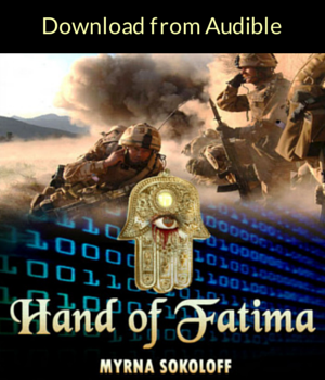 Download from Audible - Hand of Fatima